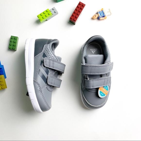 best loved 12524 0c106 Adidas Toddler Boys Altasport Velcro Sneakers G41